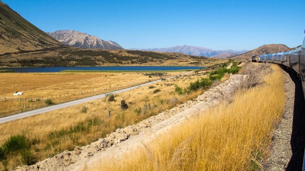 Scenic Rail - Tranz Alpine/ Elements world