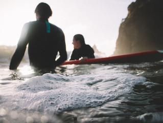 Ten Top Tips For Beginner Surfers