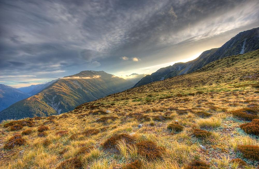 Arthur's pass national park/ Elements Adventures