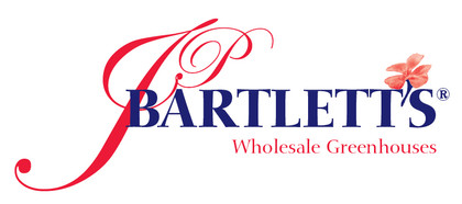 "Logo design for  ""JP Bartlett's"" Wholesale Greenhouses"