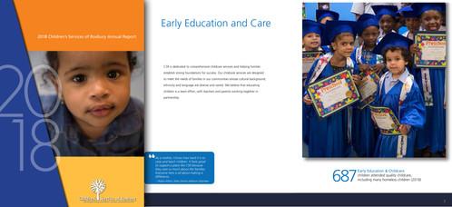 Children's Services of Roxbury Annual Report