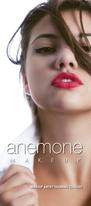 Anemone Makeup brochure