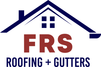 Logo design for FRS Roofing + Gutters