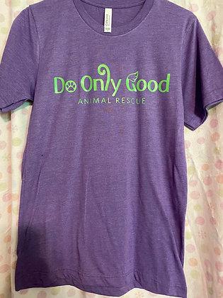 Purple Short Sleeve T-Shirt