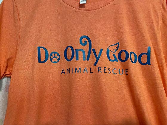 Orange Short Sleeve T-Shirt