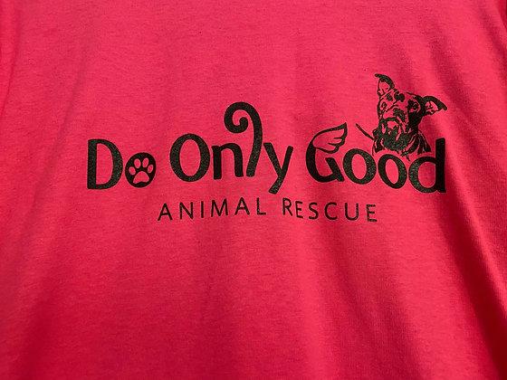 Magenta Pink Short Sleeve T-Shirt