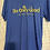 Thumbnail: Heather Royal Blue Short Sleeve T-Shirt