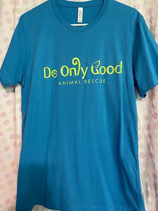 Turquoise Short Sleeve T-Shirt