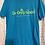 Thumbnail: Turquoise Short Sleeve T-Shirt