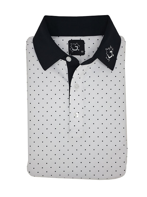 Club Dotted Polo