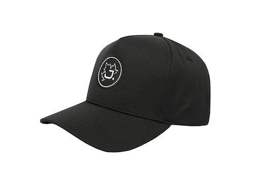 Club Snapback - Black