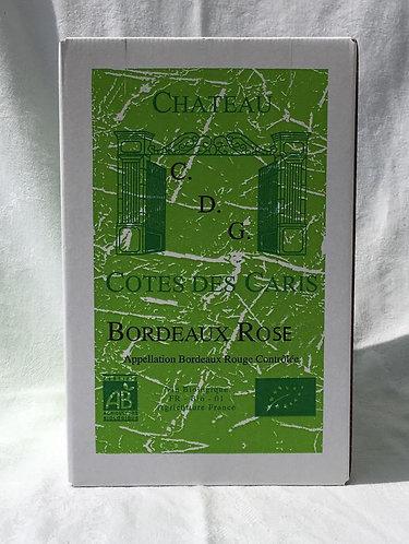 Bordeaux Rosé Vrac 3 litres