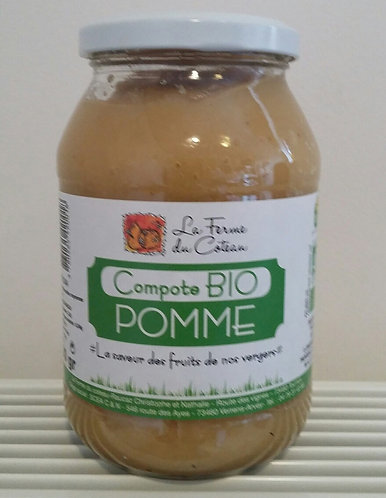 COMPOTE POMME (480 g. )