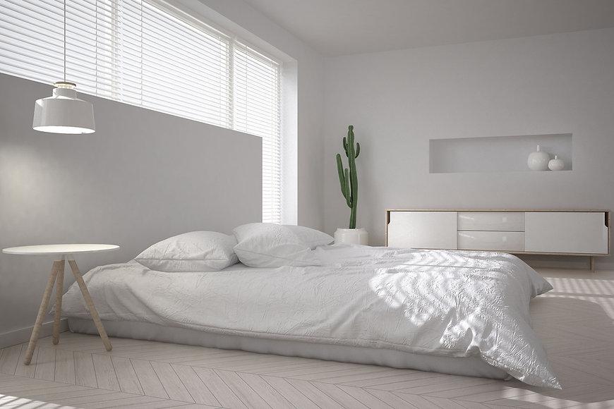 Bílo-Bedroom
