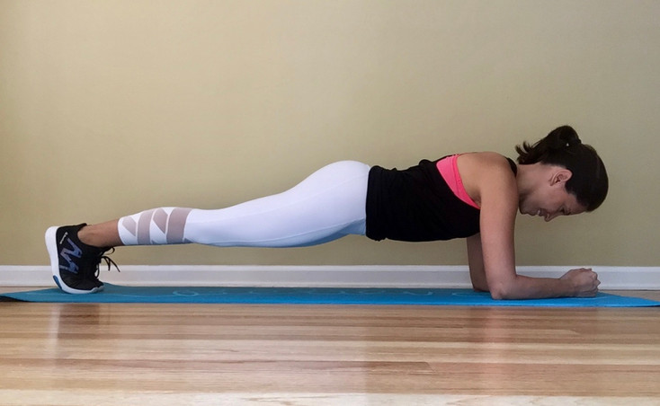 Ditch the sit-ups. Planks are in.