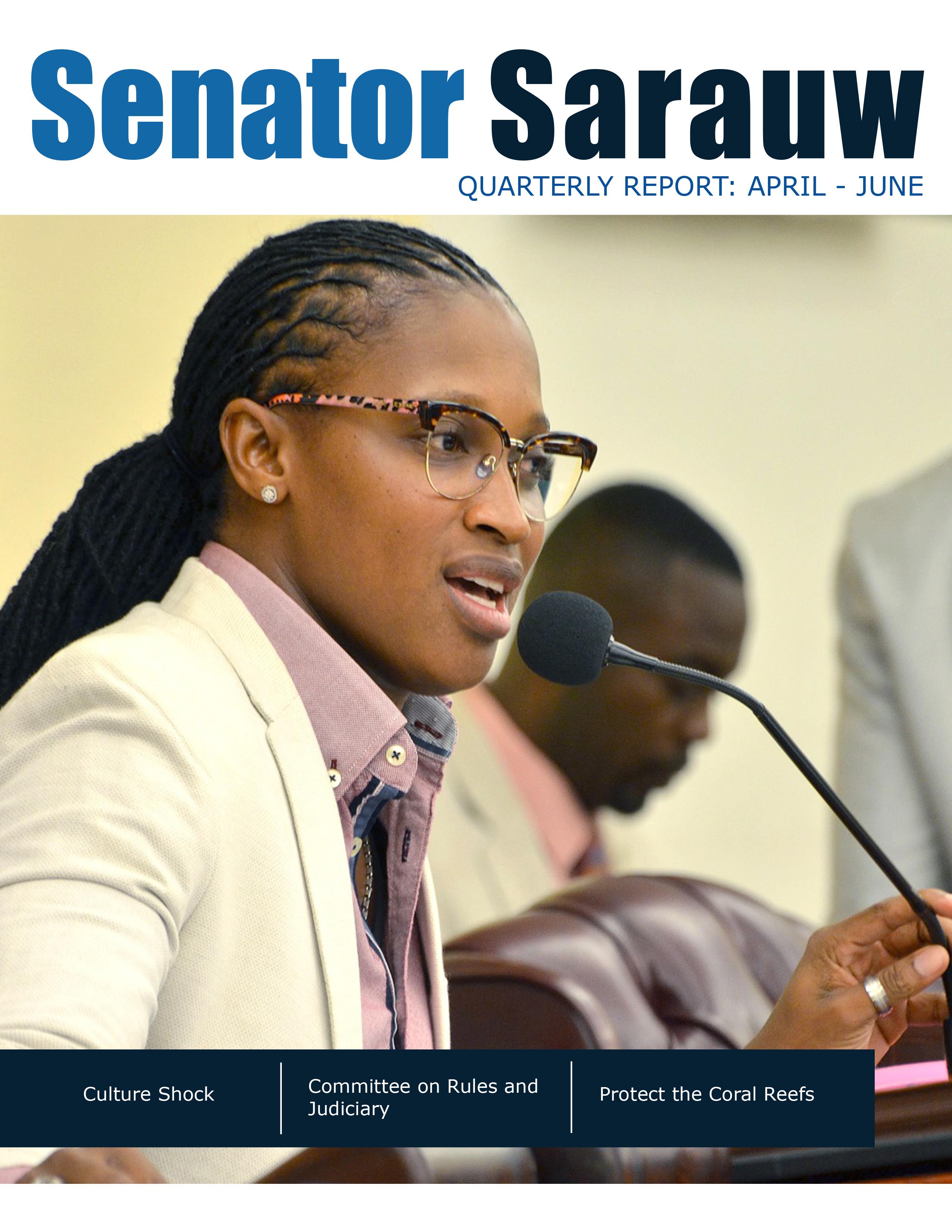 Quarterly Report 2