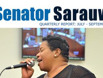 2019 Quarterly Report: July - September