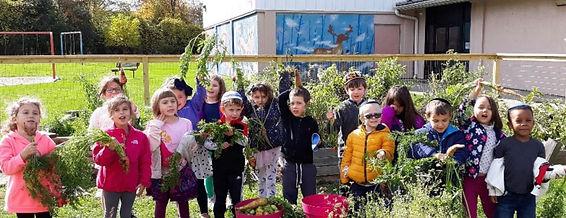 kindergartner gardeners.jpg