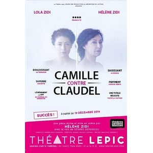 spectacle Camille contre Claudel