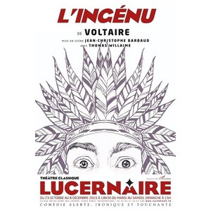 spectacle l'ingénu