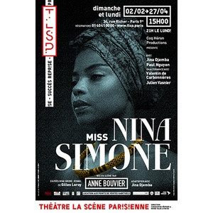 spectacle Miss Nina Simone