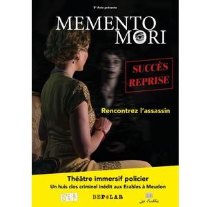 spectacle mémento Mori