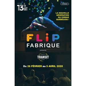 spectacle Transit Flip Fabrique