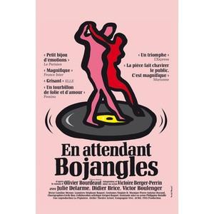 spectacle en attendant Bojangles
