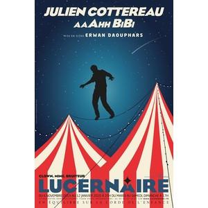 spectacle Julien Cottereau aaaahh bibi