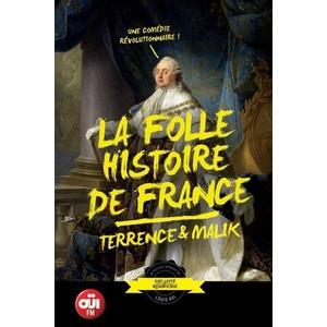 spectacle la folle histoire de France
