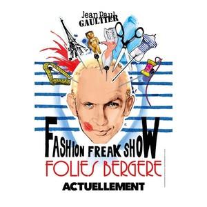 Jean Paul Gaultier The Fashion Freak Show