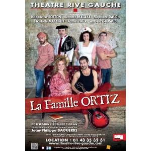 spectacle la famille Ortiz