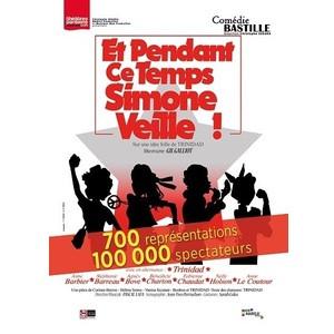 Et pendant ce temps, Simone Veille !