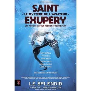 Saint Exupéry : Le mystère de l'aviateur