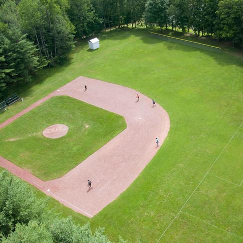 3 Baseball Fields