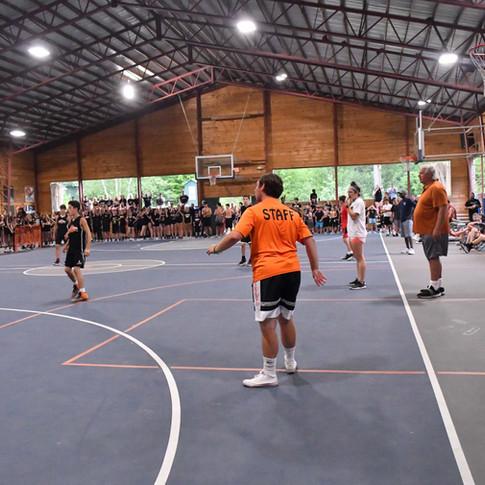 Indoor Fieldhouse