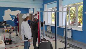Обучения по программе «Монтажник каркасно-обшивных конструкций»
