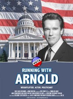 Running With Arnold , Film scored by Clifford J Tasner, composer
