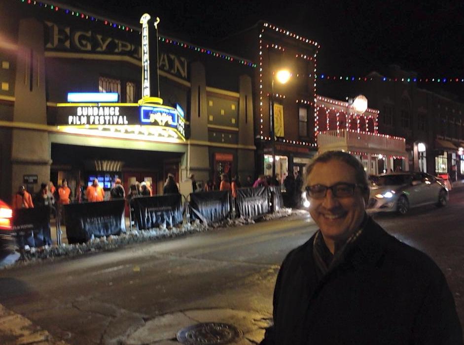 Cliff Tasner at Sundance 2016
