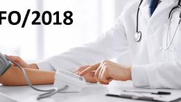 CFO / 2018 – Exames de saúde