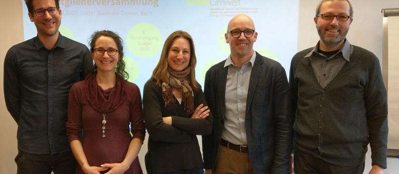 Adèle Thorens Goumaz élue nouvelle présidente de l'Ortra Environnement