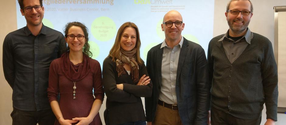 Adèle Thorens Goumaz ist neue Präsidentin der OdA Umwelt