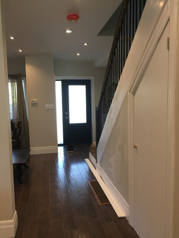 Home in East York After Renovation