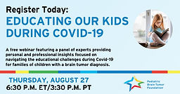 Educating Our Kids During Covid-19