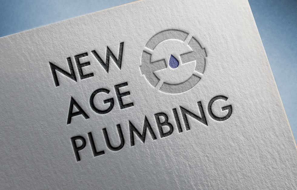 New Age Plumbing Logo