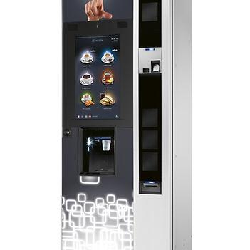 Canto coffee, tea and hot chocolate vending machine