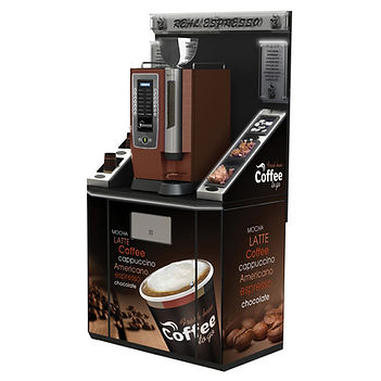 Cuppa-Go drinks machine