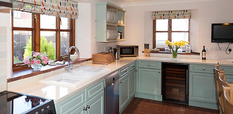 North Norfolk Holiday Cottage Self Catering Kitchen