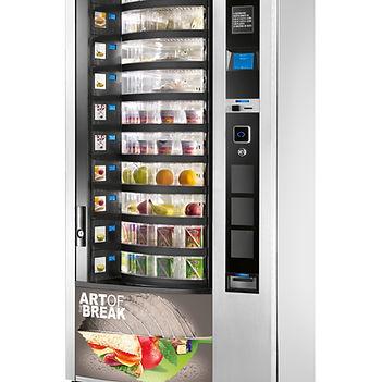 Festival fresh food vending machine
