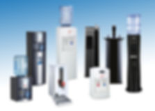 Free standing or counter top water coolers and boilers